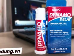 Đánh giá chai xịt lâu ra Dynamo Delay - ý kiến chuyên gia và khách hàng.