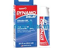 Thuốc xịt chống xuất tinh sớm Dynamo Delay Mỹ giá sỉ