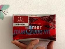 Kẹo sâm hamer 36 viên tăng cường sức khỏe nam giới