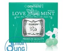 Cách sử dụng kẹo Bj Kẹo phòng the Love mint