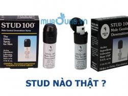 Cách phân biệt stud 100 thật và giả chính xác nhất