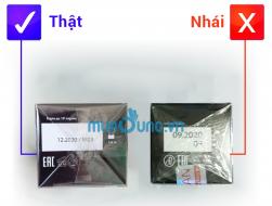 Cách phân biệt gel titan nga chính hãng và gel titan giả