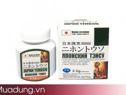 Giải đáp thắc mắc của người dùng về sản phẩm thuốc cường dương japan tengsu một cách chi tiết nhất