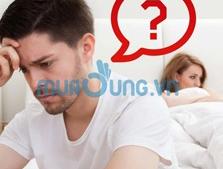 Tìm hiểu nguyên nhân gây ra tình trạng rối loạn cương dương ở nam giới