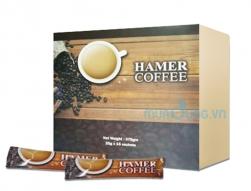 COFFEE HAMER TĂNG SINH LÝ NỮ HỘP 15 GÓI