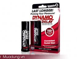 Chai Xịt Chống Xuất Tinh Sớm Dynamo Delay Black Label Edition