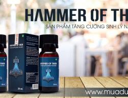 Hammer Of Thor Ấn Độ Chính Hãng